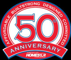 American Homestar 50th Anniversary